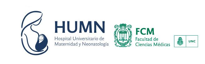 Hospital Universitario de Maternidad y Neonatología Logo